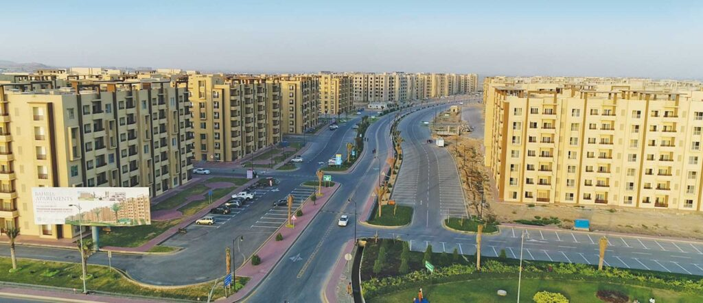 bahria apartments