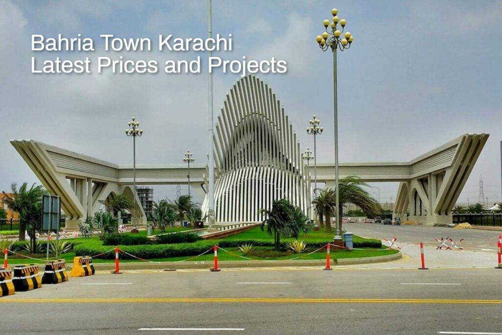 Bahria Town Karachi Latest Prices and Projects